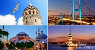 جاذبه های تاریخی و دیدنیهای استانبول،Historic Attractions of Istanbul