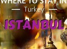 کجای استانبول اقامت کنیم؟