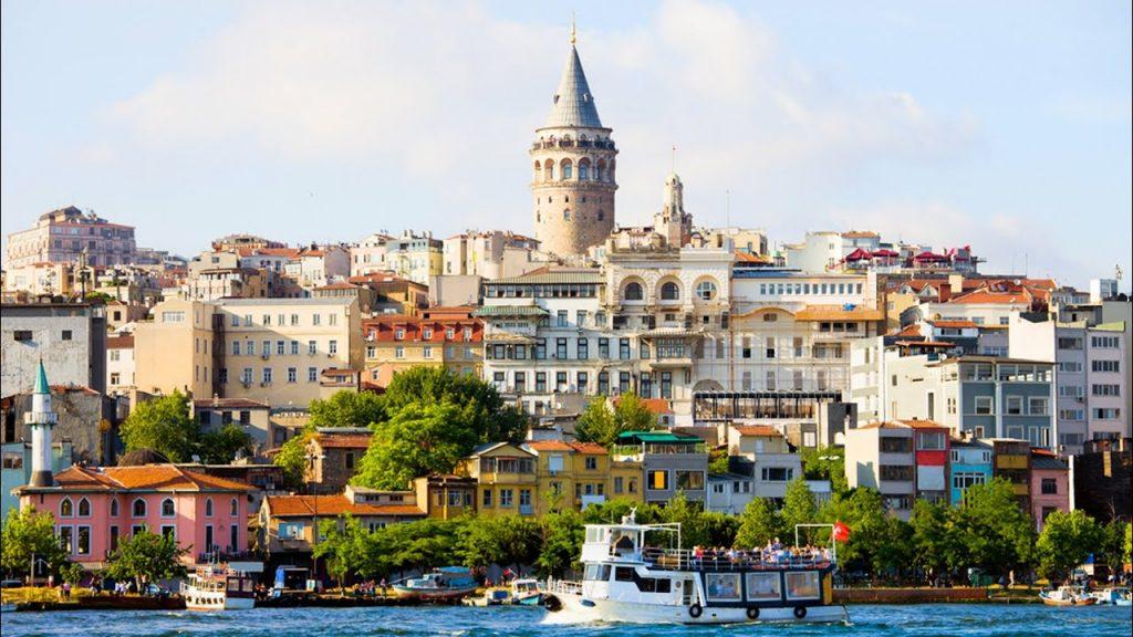 کجای استانبول هتل بگیریم